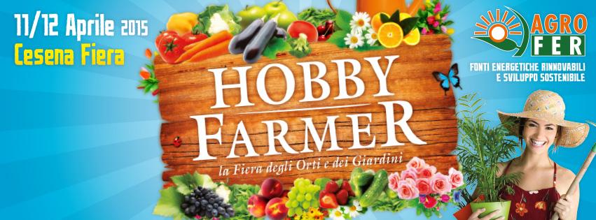"L'A.R.V.A.R. e ""Hobby Farmer"", la fiera degli orti e dei giardini."
